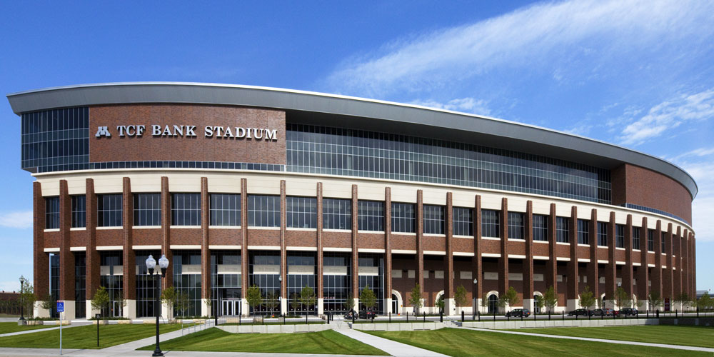 TCF Stadium Thin Brick